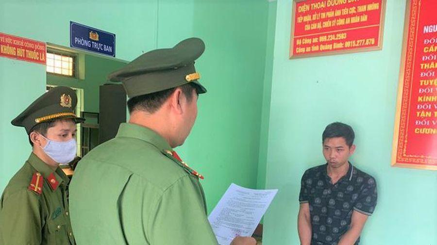 Khởi tố kẻ nhận 25 triệu đồng đưa 9 người Trung Quốc vào Quảng Bình trái phép