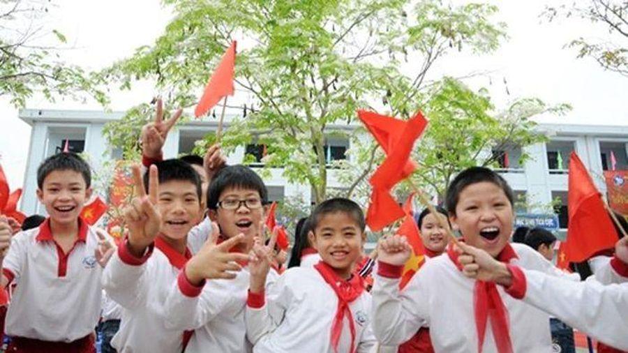 Trẻ mầm non, học sinh tiểu học Hà Nội được nghỉ 4 ngày dịp 30-4