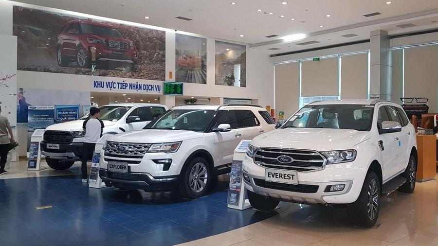 Tháng 3-2021: Thị trường ô tô trong nước bùng nổ, Ford Ranger nắm ngôi vương doanh số
