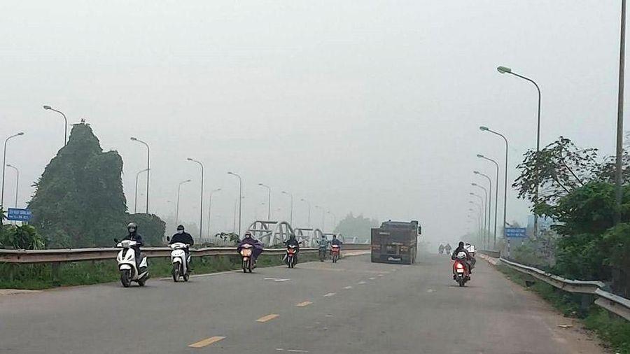 Hà Nội tiếp tục có mưa nhỏ về đêm và sáng