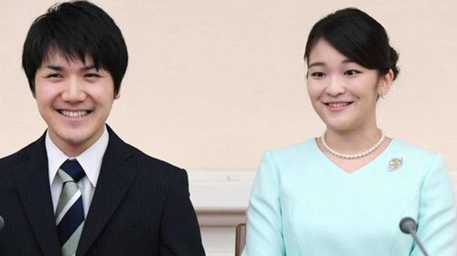 Bạn trai thường dân quyết cưới công chúa Nhật Bản