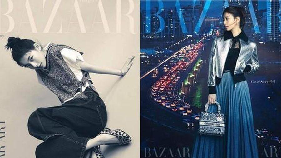 Cùng là đại sứ, được Dior đẩy bìa tạp chí lớn, nhưng vì sao Suzy chỉ mặc đồ Ready To Wear?