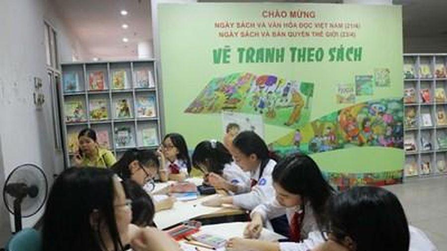 Thư viện Hà Nội hưởng ứng Ngày sách và văn hóa đọc Việt Nam