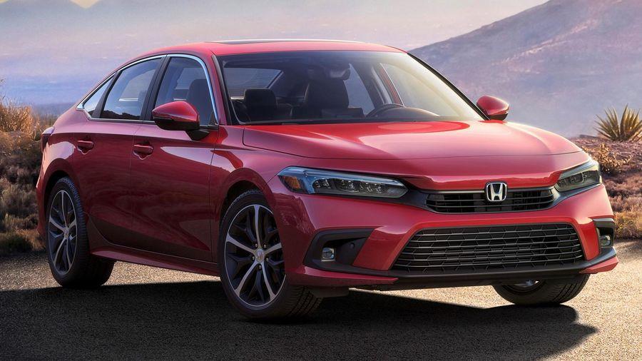 Chốt ngày ra mắt Honda Civic thế hệ mới