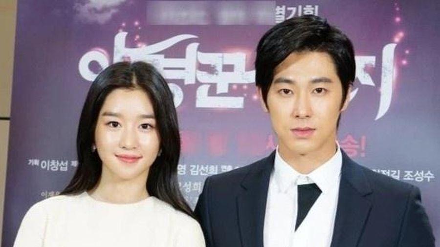 Nhân viên đoàn phim bỏ chạy khi thấy Seo Ye Ji