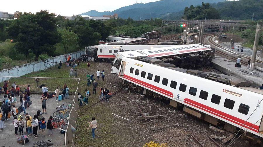 Lãnh đạo giao thông Đài Loan từ chức sau tai nạn thảm khốc