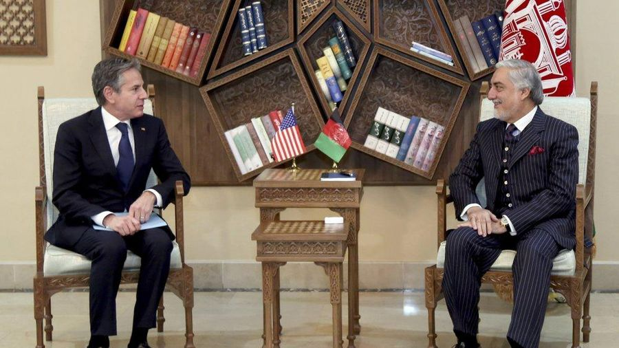 Ngoại trưởng Mỹ thăm Afghanistan không báo trước