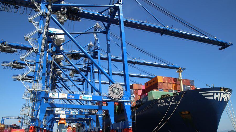 Từ ngày 1/5, Tân Cảng Hải Phòng sẽ tiếp nhận tàu container 132.900 DWT