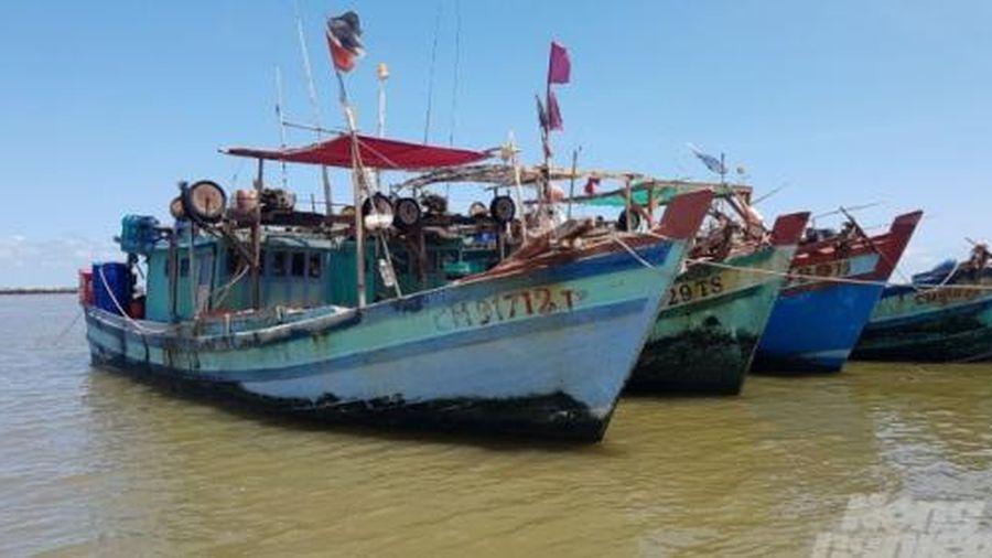 Chung tay chống khai thác thủy sản bất hợp pháp