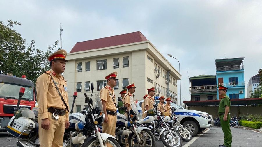 Hà Nội: Tăng cường bảo đảm an toàn giao thông dịp lễ 30.4-1.5 và bầu cử