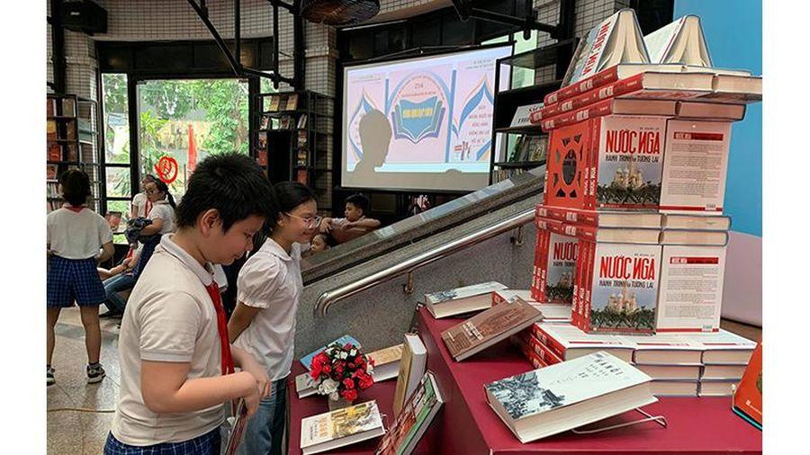 Hà Nội tổ chức hội sách 'Bầu trời tri thức'