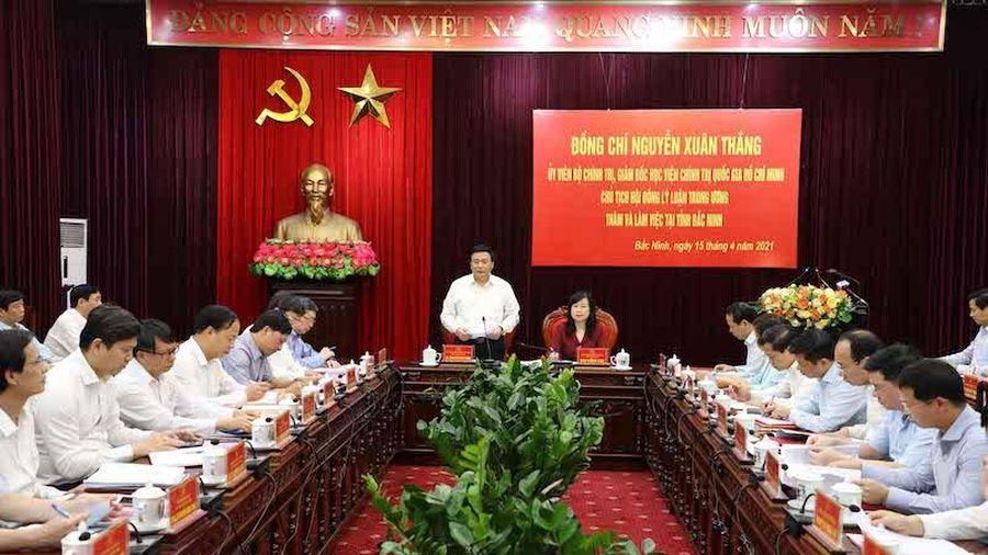 Bắc Ninh cần ưu tiên phát triển thành phố công nghệ cao