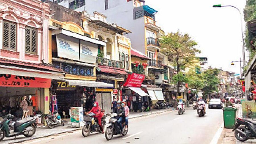Bảo tồn, phát triển bền vững khu phố cổ