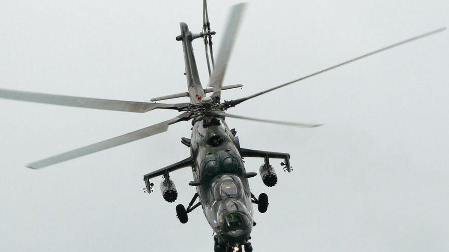 Không quân Brazil nói gì về máy bay trực thăng Mi-35M
