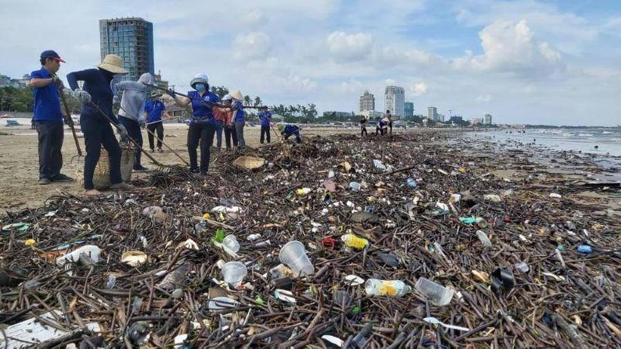 Giải pháp kinh tế tuần hoàn cho rác thải biển