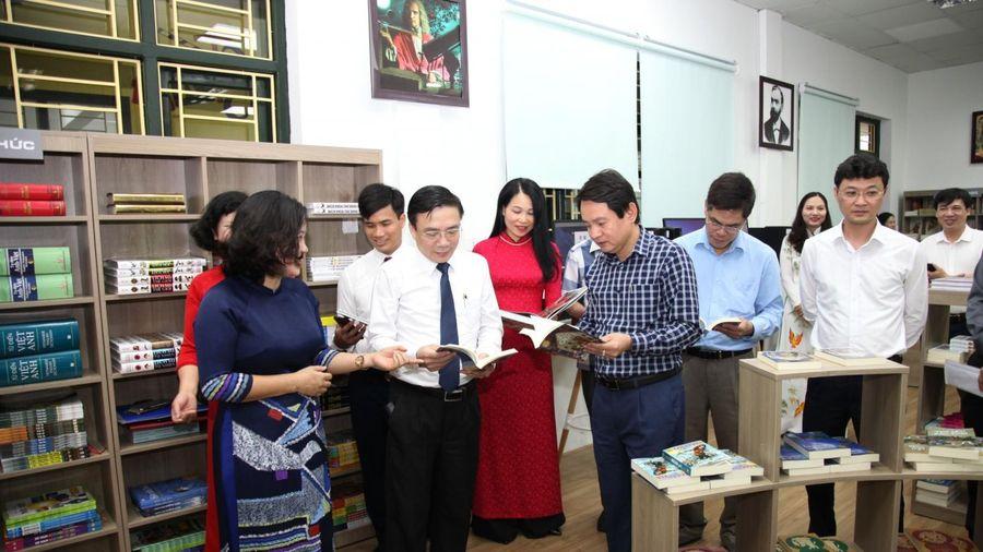 Vĩnh Phúc: Hưởng ứng Ngày sách Việt Nam lần thứ 8 năm 2021