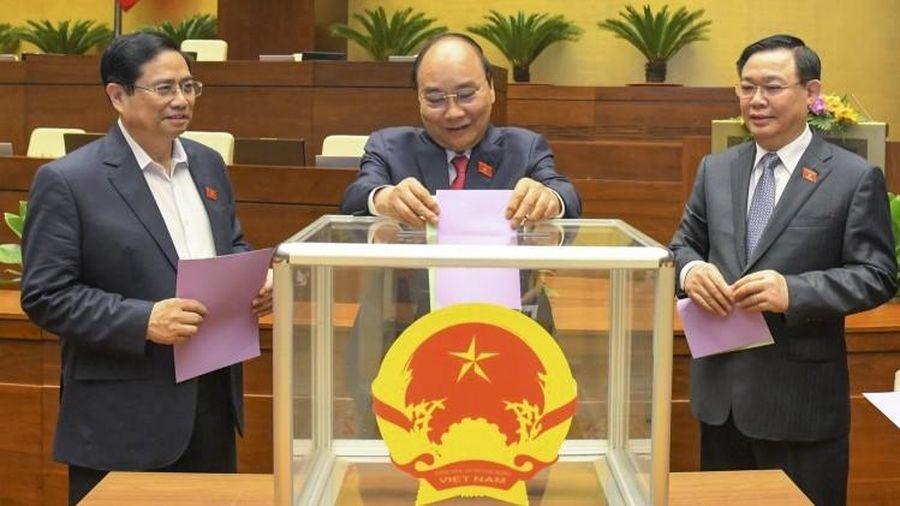 Tổng Thư ký Liên hợp quốc và lãnh đạo các nước gửi điện mừng lãnh đạo Việt Nam