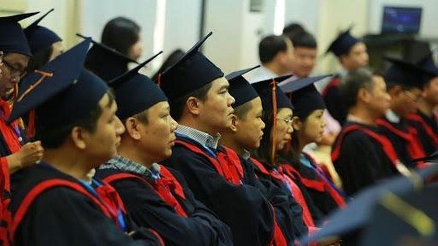 Triển khai đào tạo thạc sĩ, tiến sĩ đáp ứng đổi mới giáo dục