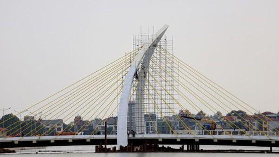 Thông xe cầu nối đường Tiên Dung đến đường Hai Bà Trưng dịp Giỗ Tổ