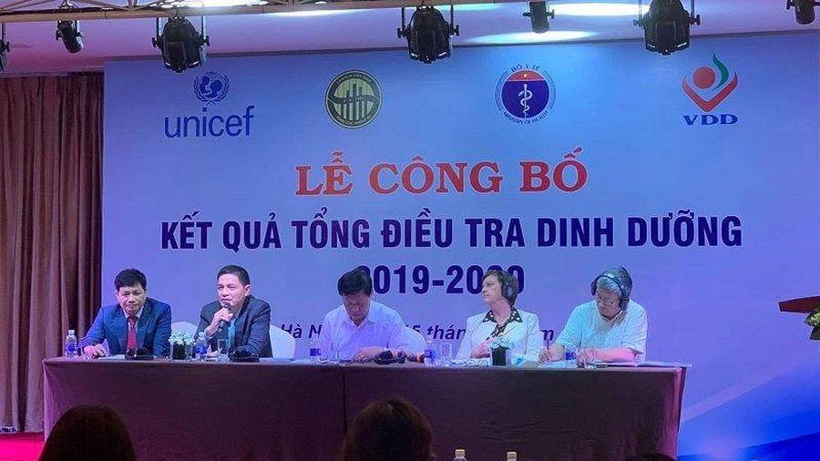 Chiều cao của thanh niên Việt Nam tăng sau 10 năm