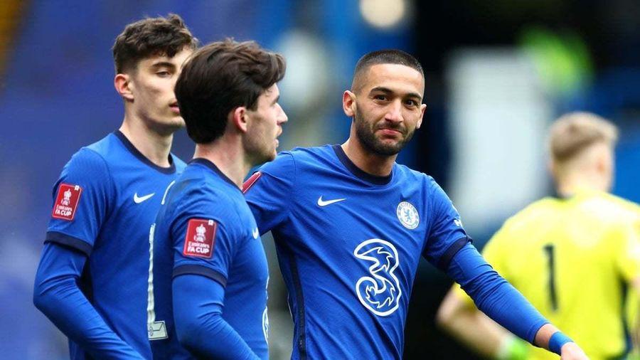Chelsea thanh lý 5 'ông kễnh', bất ngờ Hakim Ziyech