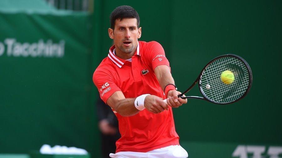 Djokovic thua sốc ở vòng 3 Monte Carlo 2021