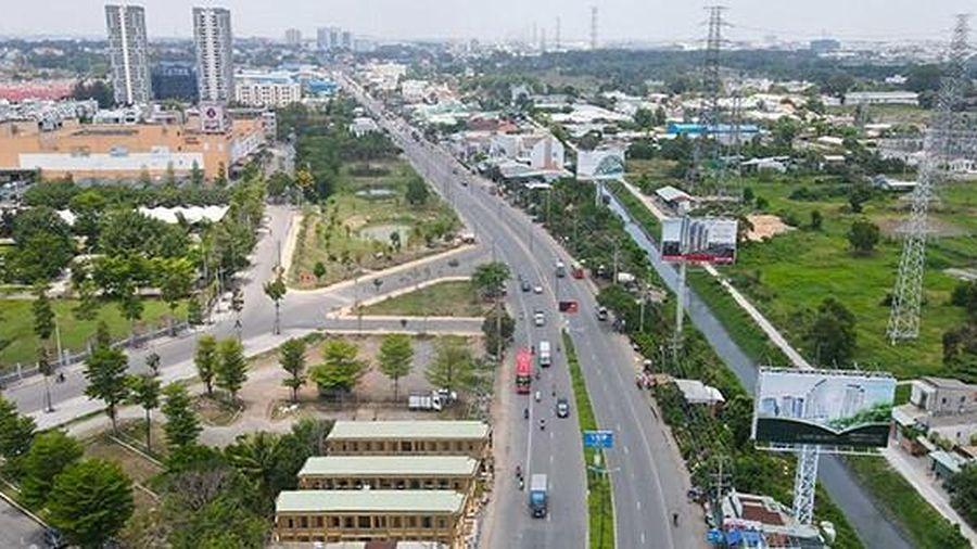 Thành phố Thuận An tiếp tục đón 'sóng' bất động sản