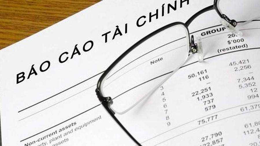 Thời điểm lập báo cáo tài chính với đơn vị sự nghiệp công lập chuyển đổi thành công ty cổ phần