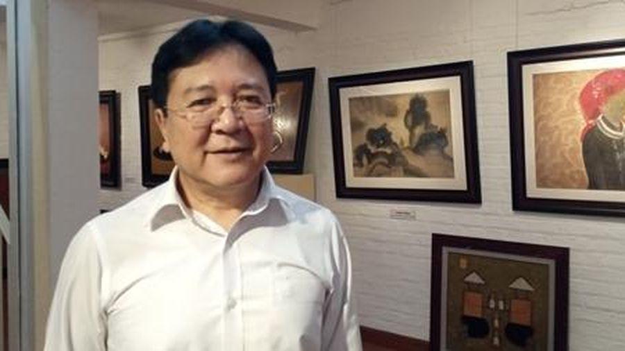 NSND Vương Duy Biên: Trong khu vườn nghệ thuật