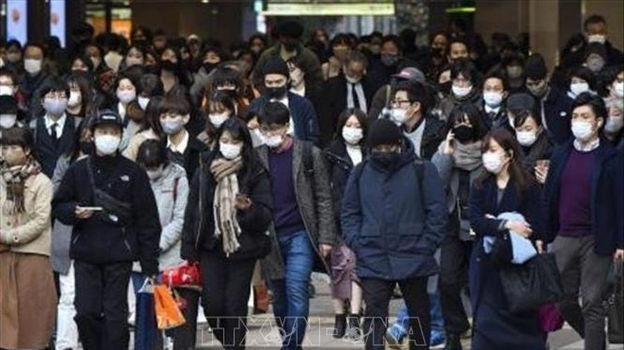 Chính phủ Nhật Bản mở rộng khu vực phòng dịch trọng điểm