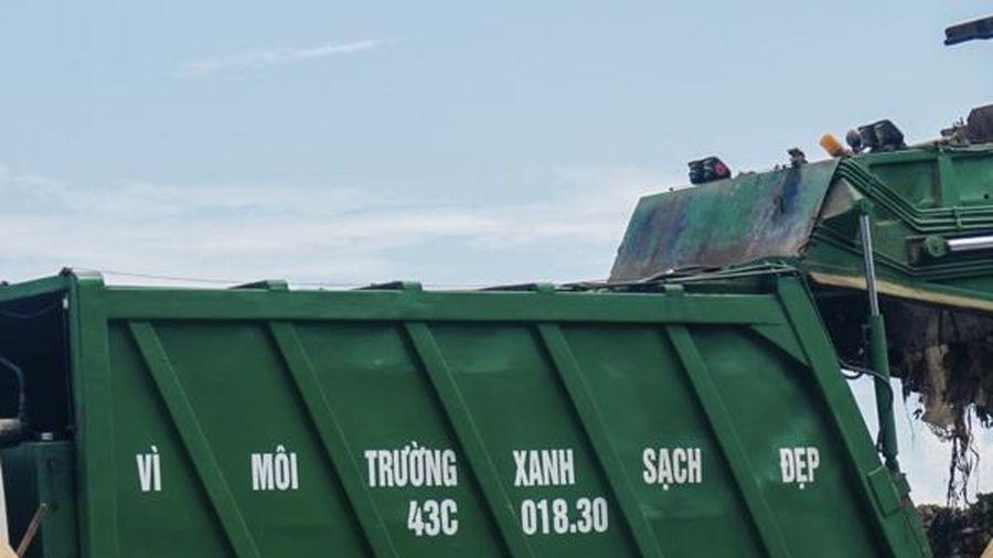 Đà Nẵng: Dự án nhà máy xử lý rác ở Khánh Sơn có thể bị thu hồi