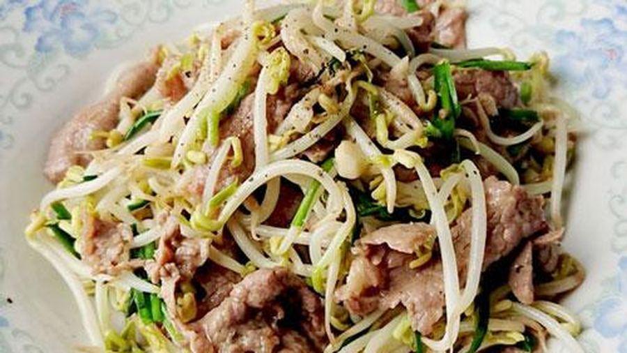 Dù xào với bất cứ loại rau nào, cứ cho thêm thứ này vào, thịt heo sẽ mềm ngon tuyệt vời