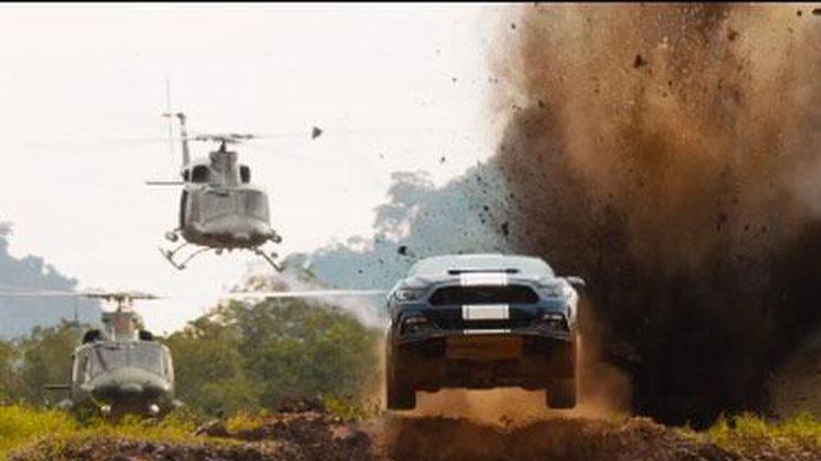 Khán giả Việt được thưởng thức Fast & Furious 9 sớm nhất thế giới