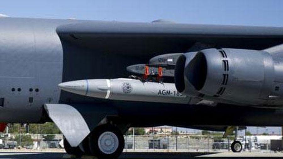 Phóng AGM-183A thất bại là bước lùi của Không quân Mỹ