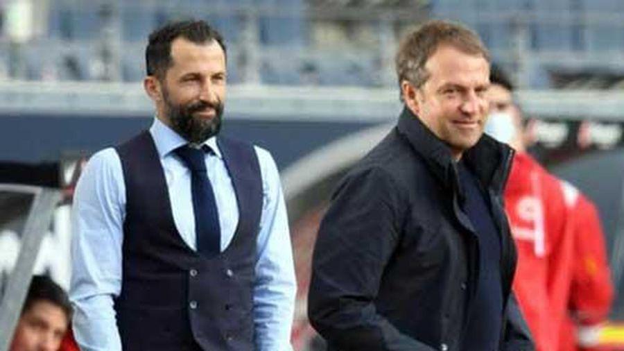 Bayern: Mùa Hè 'lột xác' và Nagelsmann thay Flick?