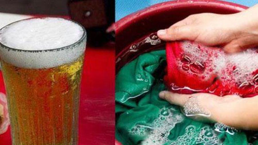 Đừng vội đổ bia uống dở đi, làm theo cách này bạn sẽ thấy ngay điều bất ngờ