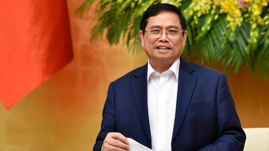 Tân Thủ tướng Phạm Minh Chính: Bảo vệ cán bộ dám nghĩ, dám làm, dám chịu trách nhiệm
