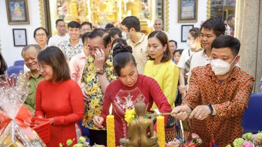 Lễ hội Tết cổ truyền các nước Đông Nam Á tại TP HCM