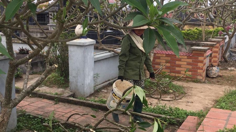 Hải Phòng: Khẩn trương truy bắt kẻ đập phá mộ tại nghĩa trang Hà Phương