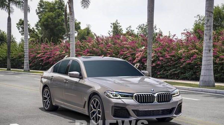 Ra mắt BMW 5 Series mới với 3 phiên bản, giá bán từ 2,5 tỷ đồng