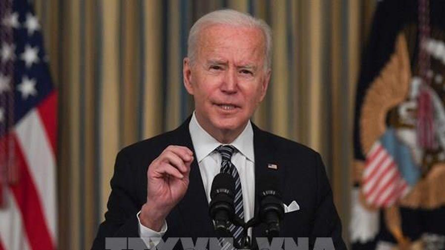 Mỹ áp đặt các biện pháp trừng phạt Nga