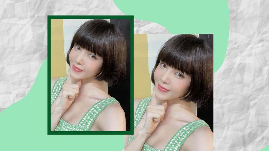 Thiều Bảo Trâm bất ngờ 'xuống tóc' hậu drama 'trà xanh' với Sơn Tùng?