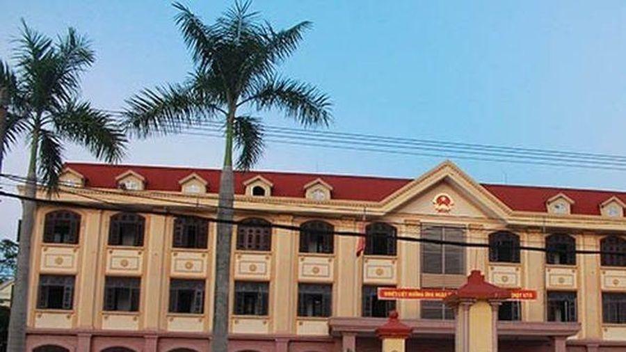 Can Lộc – Hà Tĩnh: Những gói thầu tiền tỷ 'siêu tiết kiệm'