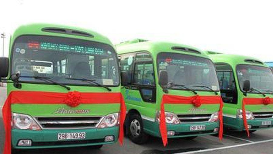Phục hồi lộ trình tuyến xe buýt 84: Cầu Diễn - Khu đô thị Linh Đàm
