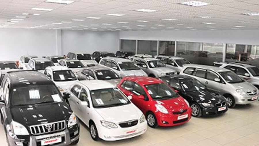 Đấu giá hạn ngạch nhập khẩu ô tô đã qua sử dụng năm 2021: Không doanh nghiệp nào đăng ký tham gia