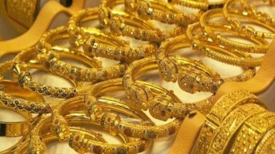 Giá vàng miếng chỉ nhích nhẹ, vàng trang sức tăng đến nửa triệu đồng mỗi lượng sau 3 ngày