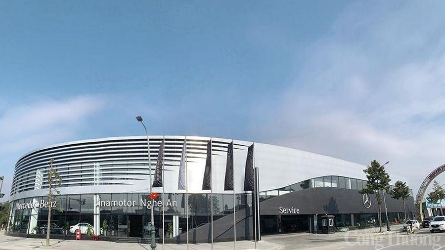 Mercedes-Benz mở rộng thị trường Bắc Trung bộ