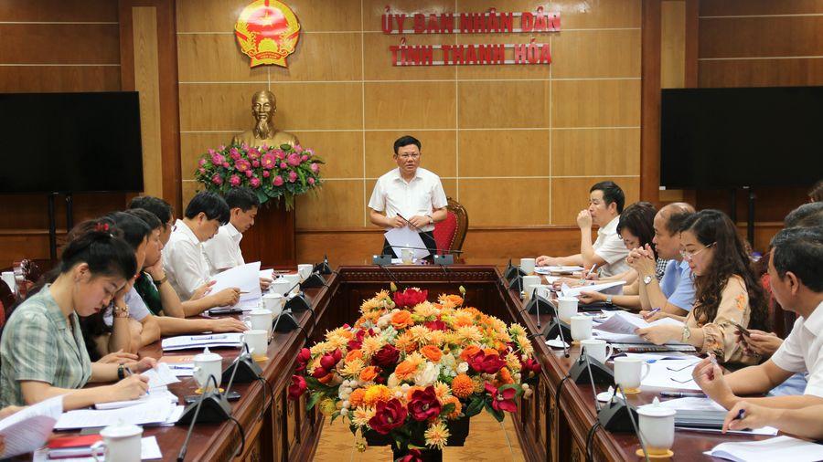 Khẩn trương triển khai các nhiệm vụ tổ chức khai mạc Lễ hội du lịch biển Sầm Sơn năm 2021