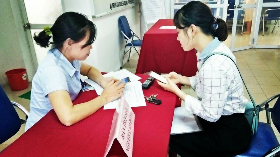 Gần 1.000 việc làm cho sinh viên Hà Nội, lương từ 6–20 triệu đồng