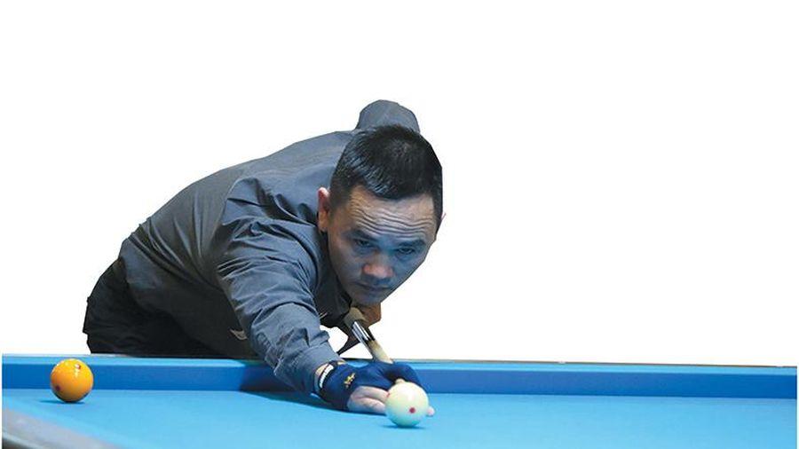 3 tay cơ Đồng Nai đoạt vé dự vòng chung kết Giải VĐQG billiards & snooker 2021